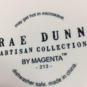 Rae Dunn Dining - Rae Dunn Thanksgiving Large White Mixing Bowl NEW